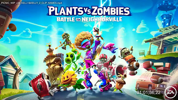 Plants vs Zombies: Battle for Neigborville