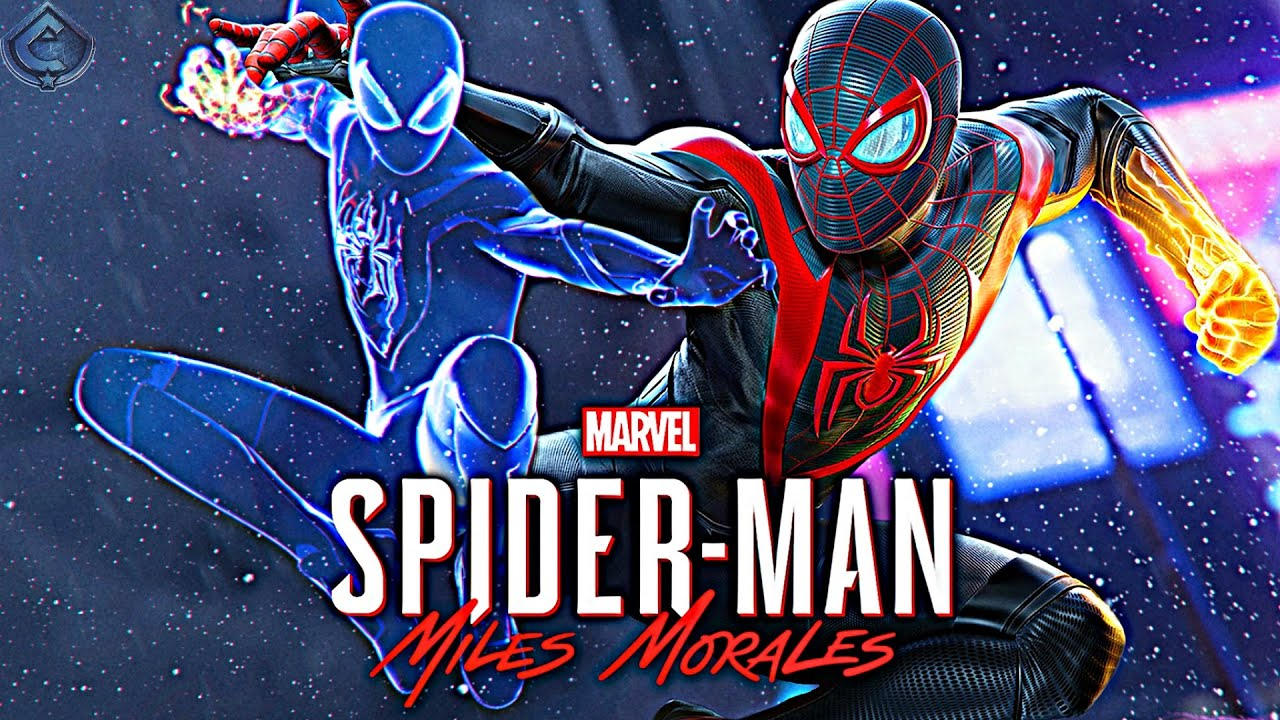 Spider-Man: Miles Morales miles morales